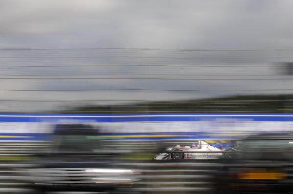 Silverstone, England. 24th - 26th August 2012. Rd 4.Vincente Potolicchio (VEN), Ryan Dalziel (GBR), Stephane Sarrazin (FRA) Starworks Motorsport, HPD ARX 03b-Honda, Action, World Copyright: Chris Bird/LAT Photographic.Ref:  _CJB7752