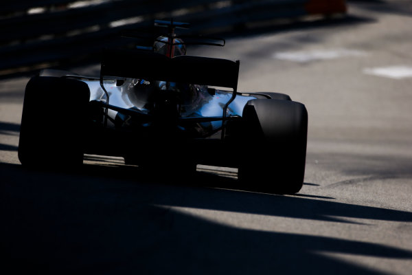 Monte Carlo, Monaco. Saturday 27 May 2017. Lewis Hamilton, Mercedes F1 W08 EQ Power+.  World Copyright: Charles Coates/LAT Images ref: Digital Image AN7T7308