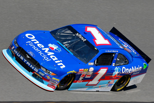 20-21 February, 2015, Daytona Beach, Florida USA Elliott Sadler ?2015, Russell LaBounty LAT Photo USA