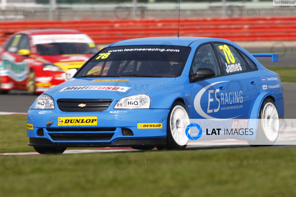 2011 British Touring Car Championship