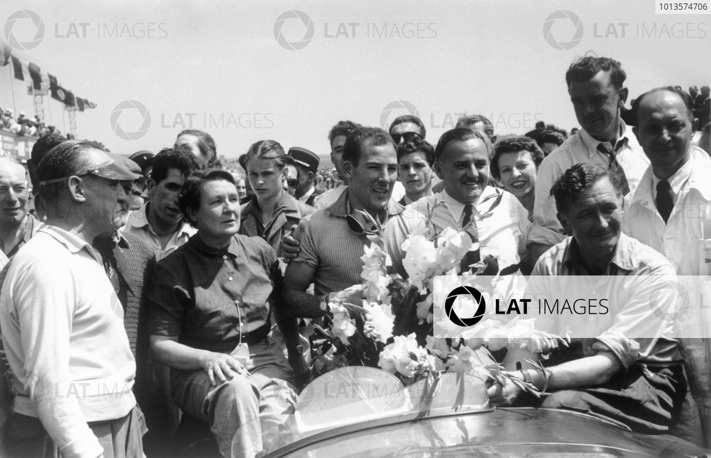 1953 Reims 12 hours.