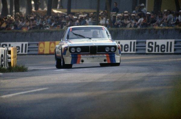 1973 Le Mans 24 hours.Le Mans, France. 9-10 June 1973.Chris Amon/Hans-Joachim Stuck (BMW 3 0 CSL), retired.World Copyright: LAT PhotographicRef: 35mm transparency 73LM16
