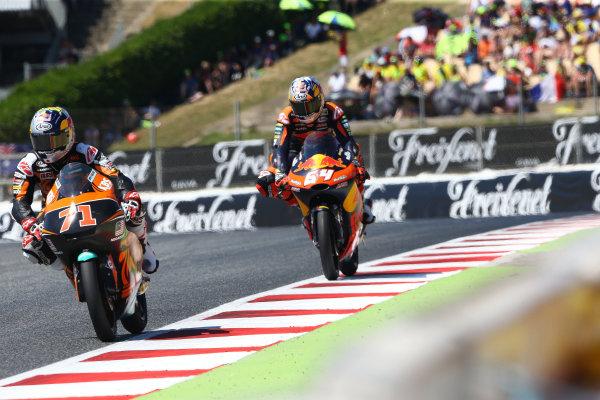 2017 Moto3 Championship - Round 7 Circuit de Catalunya, Barcelona, SpainSunday 11 June 2017 Ayumu Sasaki, SIC Racing Team World Copyright: Gold & Goose Photography/LAT Images ref: Digital Image 677393