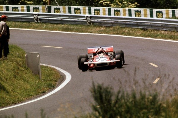 1970 French Grand Prix.Clermont-Ferrand, France.3-5 July 1970.Jo Siffert (March 701 Ford).Ref-70 FRA 26.World Copyright - LAT Photographic