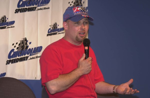 2001 NASCAR Chicagoland Speedway July 13 2001 USA