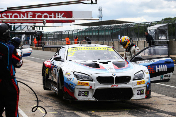 Dominic Paul / Ben Green Century Motorsport BMW M6 GT3