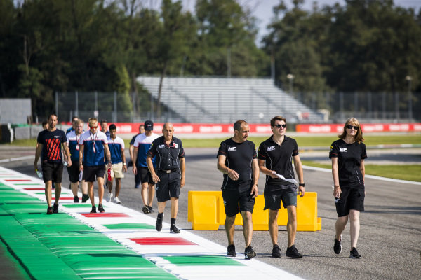 AUTODROMO NAZIONALE MONZA, ITALY - SEPTEMBER 05: Jordan King (GBR, MP MOTORSPORT) during the Monza at Autodromo Nazionale Monza on September 05, 2019 in Autodromo Nazionale Monza, Italy. (Photo by Sam Bloxham / LAT Images / FIA F2 Championship)