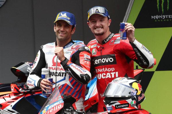 Johann Zarco, Pramac Racing, Jack Miller, Ducati Team.