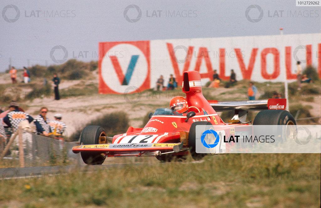 1974 Dutch Grand Prix.
