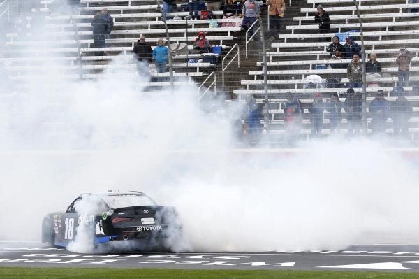 #18: Kyle Busch, Joe Gibbs Racing, Toyota Supra iK9