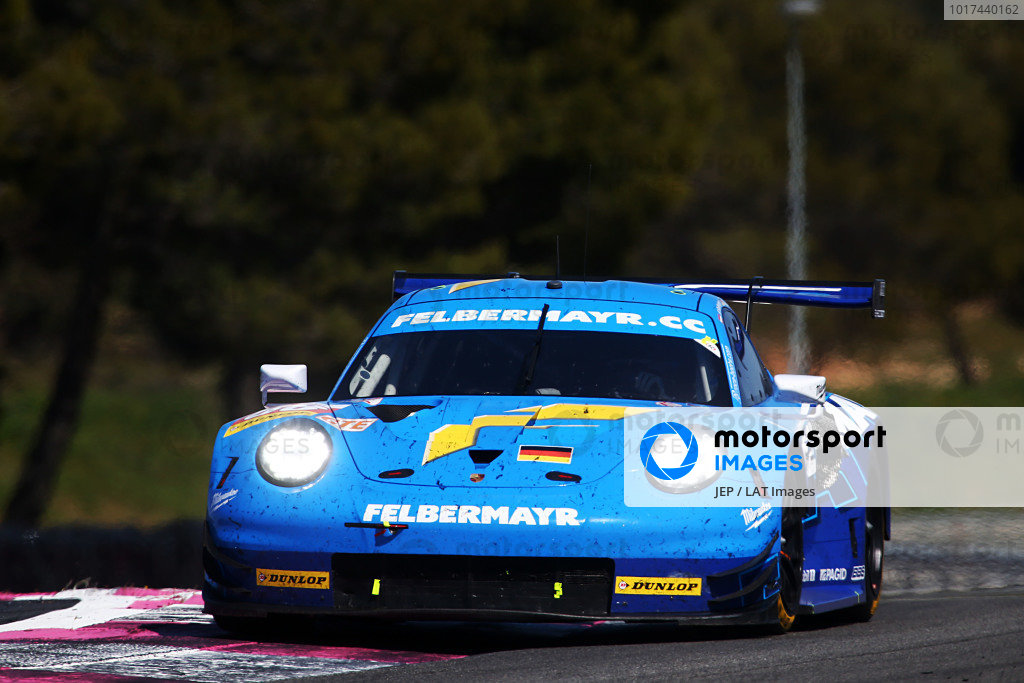 #88 Porsche 911 RSR / PROTON COMPETITION / Horst Felbermayr Jr / Marco Seefried / Thomas Preining