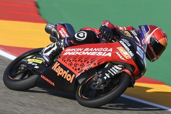 Jeremy Alcoba, Team Gresini Moto3.