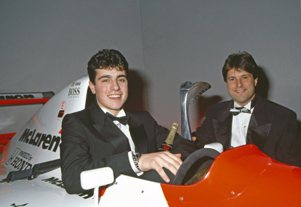 1992 Autosport Awards.