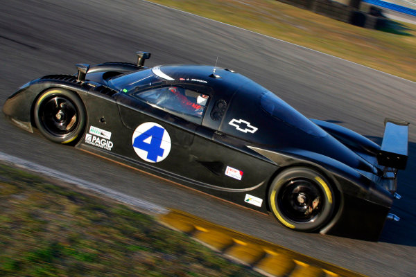 2004 Rolex Daytona 24 Hours Testing