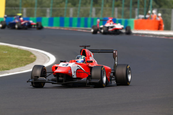 2014 GP3 Series Round 5. Hungaroring, Budapest, Hungary. Sunday 27 July 2014. Robert Visoiu (ROU, Arden International)  Photo: Sam Bloxham/GP3 Series Media Service. ref: Digital Image _SBL8631