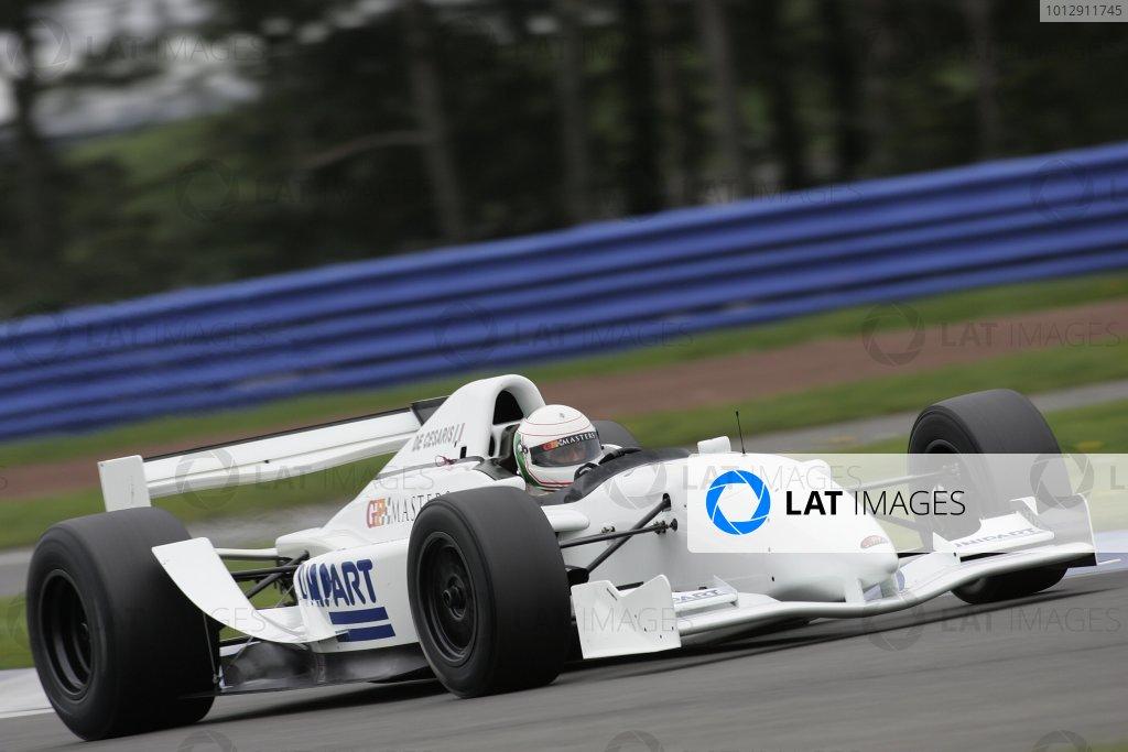 2005 GP Masters Testing