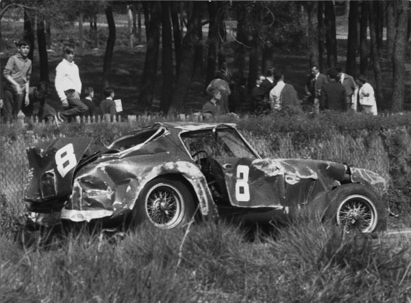 Le Mans, France. 9th - 10th April 1961.