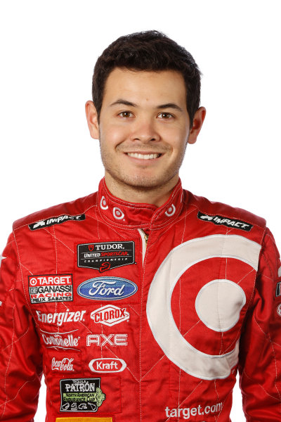 9-11 January, 2015, Daytona Beach, Florida USA Kyle Larson ©2015, Michael L. Levitt LAT Photo USA