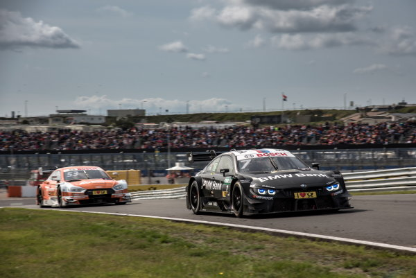2017 DTM Round 6  Circuit Zandvoort, Zandvoort, Netherlands Sunday 20 August 2017. Bruno Spengler, BMW Team RBM, BMW M4 DTM World Copyright: Mario Bartkowiak/LAT Images ref: Digital Image 2017-08-20_DTM_Zandvoort_R2_0378