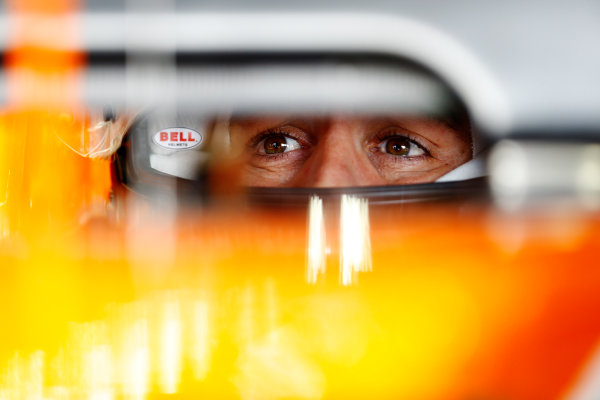 Circuit of the Americas, Austin, Texas, United States of America. Saturday 21 October 2017. Fernando Alonso, McLaren. World Copyright: Steven Tee/LAT Images  ref: Digital Image _O3I2863