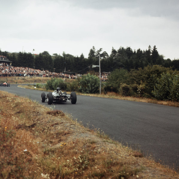 Nurburgring, Germany. 31/7-2/8 1964.  Flugplatz.  Ref-3/1374. World Copyright - LAT Photographic
