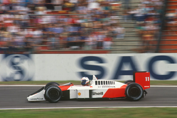 Hockenheim, Germany. 22nd - 24th July 1988.