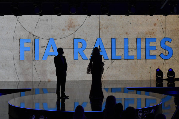 FIA Rallies on stage