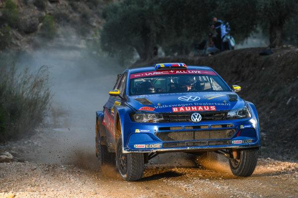 Ole Christian Veiby (NOR), Volkswagen Sweden Dealer Team, Volkswagen Golf GTi R5