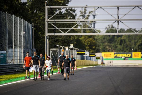 AUTODROMO NAZIONALE MONZA, ITALY - SEPTEMBER 05: Yuki Tsunoda (JPN, Jenzer Motorsport) during the Monza at Autodromo Nazionale Monza on September 05, 2019 in Autodromo Nazionale Monza, Italy. (Photo by Sam Bloxham / LAT Images / FIA F3 Championship)