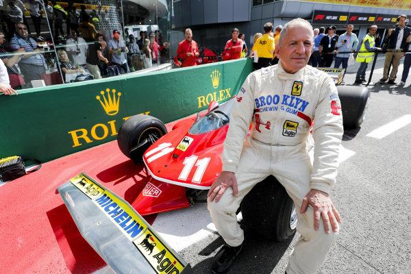 Jody Scheckter, Ferrari 312T4