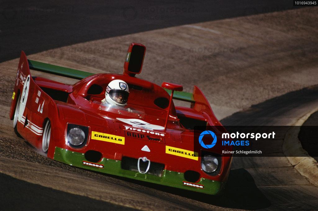 Arturo Merzario / Brian Redman, Autodelta SpA, Alfa Romeo T33/TT/12.
