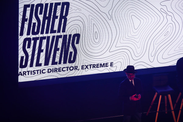 Fisher Stevens, Artistic Director of Extreme E