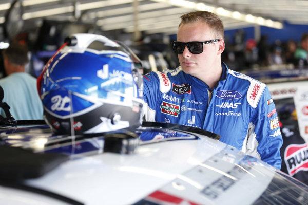 #00: Cole Custer, Stewart-Haas Racing, Ford Mustang Jacob Companies