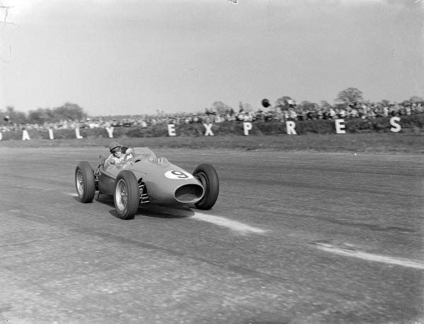 Peter Collins, Ferrari Dino 246.