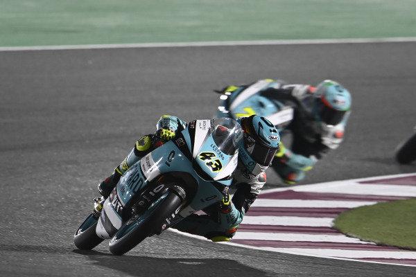 Xavier Artigas, Leopard Racing.