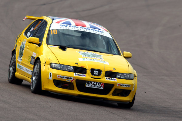 2017 VAG Trophy Rockingham, England. 29th-30th April 2017, Martyn Culley  World copyright. JEP/LAT Images