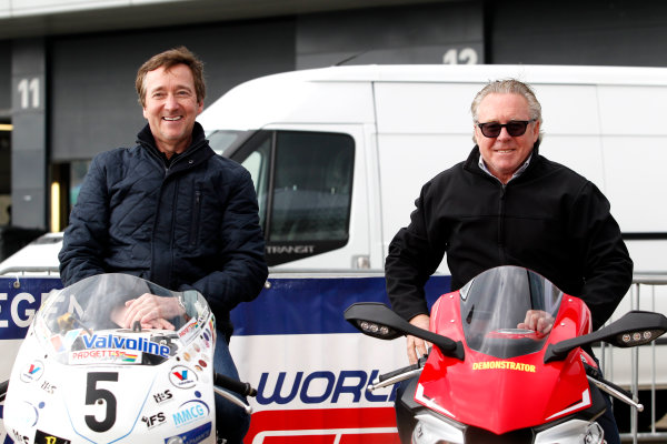 2017 Silverstone Classic Media Day.