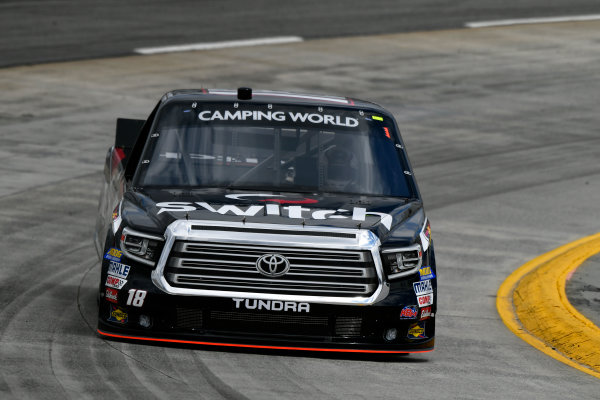 NASCAR Camping World Truck Series Alpha Energy Solutions 250 Martinsville Speedway, Martinsville, VA USA Friday 31 March 2017 Noah Gragson World Copyright: Scott R LePage/LAT Images ref: Digital Image lepage-170331-mv-0359