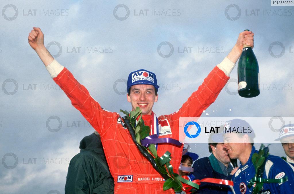 1992 British Formula Three Championship.