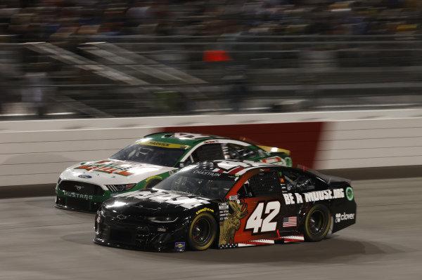 #42: Ross Chastain, Chip Ganassi Racing, Chevrolet Camaro Moose Fraternity