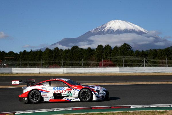 Yuichi Nakayama, Lexus Team SARD Lexus LC500.