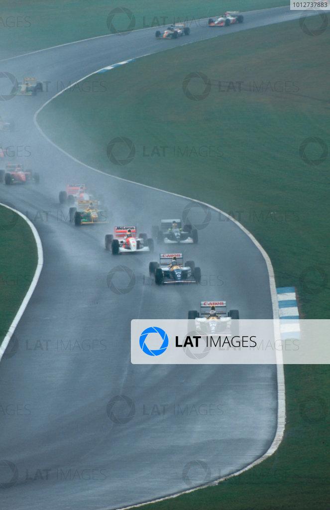 1993 European Grand Prix.