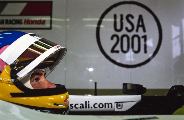 Jacques Villeneuve, BAR 003 Honda.