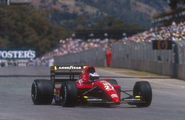 1991 Australian Grand Prix.