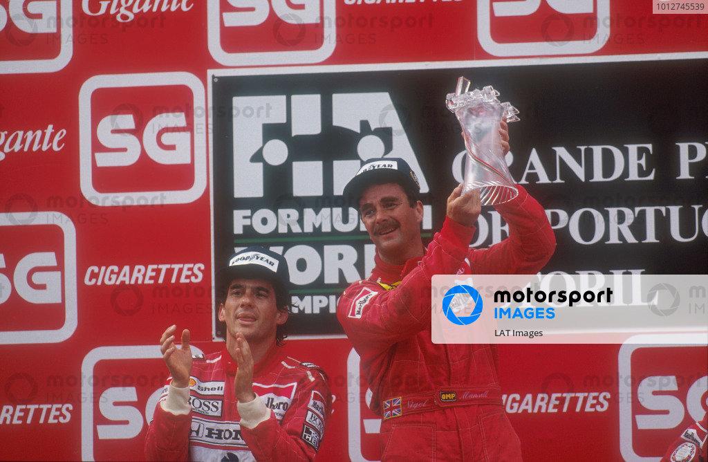 1990 Portuguese Grand Prix.