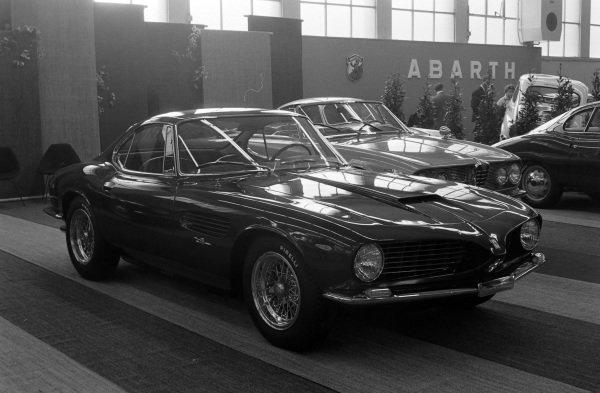 Bertone Ferrari 250GT SWB Berlinetta Speciale
