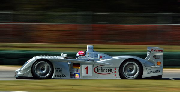2003 ALMS Petit LeMans