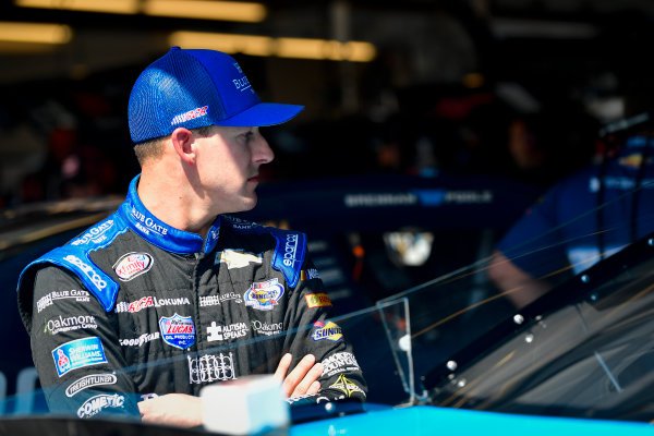 NASCAR XFINITY Series TheHouse.com 300 Chicagoland Speedway, Joliet, IL USA Friday 15 September 2017 Daniel Hemric, Blue Gate Bank Chevrolet Camaro World Copyright: Logan Whitton LAT Images