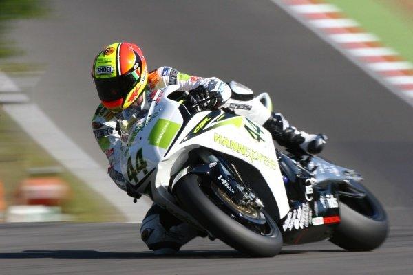 2007 World Superbike Championship. Brands Hatch, England. 3rd - 5th August 2007. Roberto Rolfo, Honda CBR 1000RR, action. World Copyright: Kevin Wood/LAT Photographic ref: Digital Image