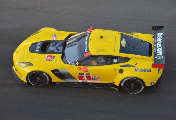 11-13 April, 2014, Long Beach, California USA #4, Chevrolet, Corvette C7.R, GTLM, Oliver Gavin, Tommy Milner ©2014, Dan R. Boyd Lat Photo USA
